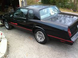 1986 monte carlo ss 87k miles fs ft new pics super clean car