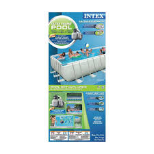 Intex Pool Filters Intex Above Ground Pools Pools U0026 Pool Supplies The Home Depot