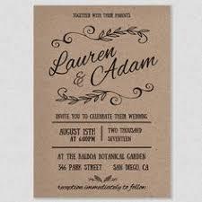 rustic wedding invitation templates cloveranddot com