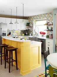 15 colorful kitchen ideas with vibrant atmosphere home loof