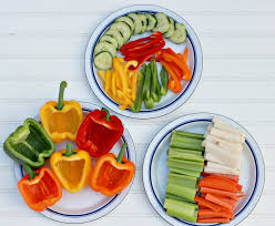 veggie train a kid friendly appetizer for parties thrifty nw mom