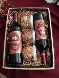 wine cheese and chocolate gift basket card wine cheese