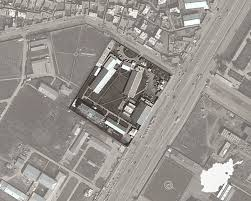 Kabul Map Explosion And Gunfire Erupt At American University In Kabul The