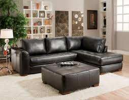 bonded leather sectional sofa 61 bonded leather sectional sofa w chaise end 4 colors