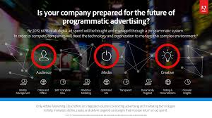 Creative Personalization Adobe Unveils Industry U0027s Most Advanced Programmatic Advertising