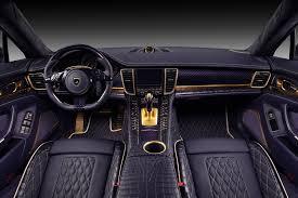 Porsche Panamera Edition - porsche panamera stingray gtr special edition topcar