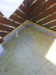 steinteppich balkon abdichten balkon abdichtung selber steinteppich treppe m t polyester