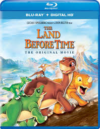 the land before time blu ray