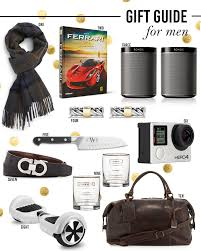 Gifts For Men Holiday Gift Guide Gifts For Men By Lynny