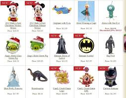 free shipping characters ornaments