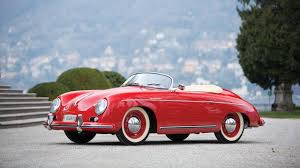 porsche 356 iconic 1955 porsche 356 speedster at auction for sale 1955
