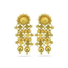 bengali gold earrings buy bengali jewellery the wedding shoppe gold earrings women