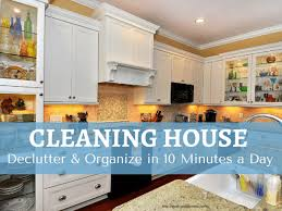 Cleaning House House