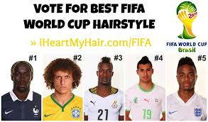 fifa 14 all hairstyles vote for the best fifa world cup hairstyle iheartmyhair