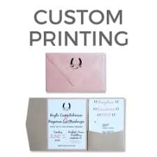 Wedding Program Paper Stock Cardstock Envelopes Papers U0026 Diy Pocket Invitations Paper And