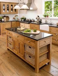 oak kitchen ideas image result for bleached oak kitchen railings decorating
