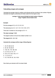 worksheet shapes range ma38aver l1 w calculating range and averages 592x838 jpg
