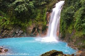 best time to visit costa rica places and waterfalls