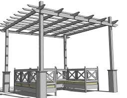 Pergola Design Plans Free by Free Pergola Plans And Designs Home Design Ideas