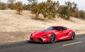 toyota sports car wallpaper hybrid sports car from bmw and toyota possible not likely