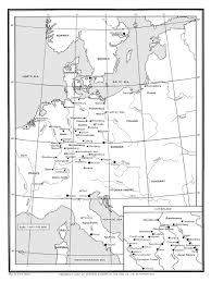 Wittenberg Germany Map by Maps Lutheran Reformation
