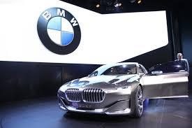bmw future luxury concept bmw vision future luxury concept live photos
