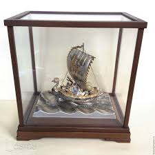 buy sold the treasure ship takarabune japan takehiko 985 silver