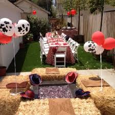 Western Themed Party Supplies & Decorations