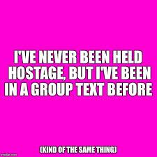 Text Meme Maker - blank hot pink background meme generator imgflip