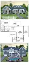 cool house floor plans cool house plan id chp 45369 follow the steps down to the