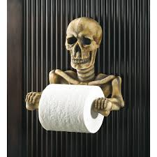 toilet paper holder gadget flow