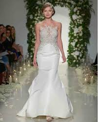 cbell wedding dress barge fall 2016 wedding dress collection martha stewart