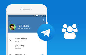 telegram for android telegram 4 7 update with new features for android and ios