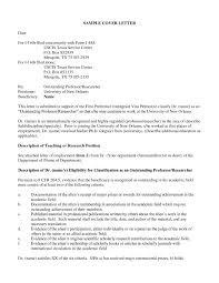 cover letter for form i 130 sample cover letter for nursing doc