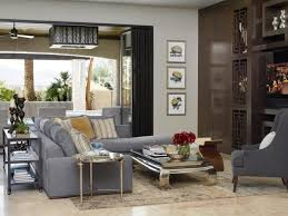 Hgtv Livingrooms The Property Brothers Las Vegas Home Hgtv Living Rooms And