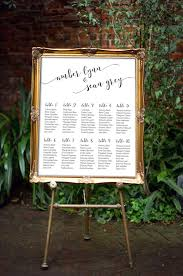 free faux gold foil printable table numbers the budget savvy bride