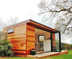 outside home garden rooms outdoor offices my home rocks