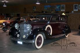 roll royce car 1950 1936 rolls royce significant cars inc