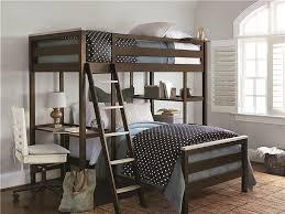 Metal Loft Bed With Desk Assembly Instructions Smartstuff Furniture Beds Bunk Beds