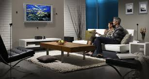 Living Room Home Theater Ideas Fiorentinoscucinacom - Living room home theater design