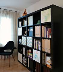 how to make the ikea expedit bookshelf look stylish and useful for
