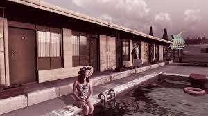 Classic Motel Cinemaricana Matt Hoyle Pictures