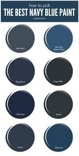 the best navy blue paint for your home navy paint navy and