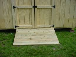 Plans To Build Wood Storage - best 25 shed ramp ideas on pinterest ramp for shed building a