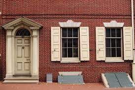 White Front Door Photo Gallery U S National Park Service