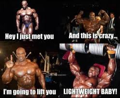 Muscle Memes - ronnie coleman gym memes top 10 broscience co
