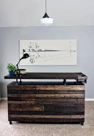 malm dresser hack diy work table malm dresser hack gray house studio