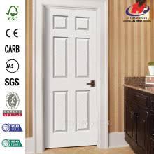 Painting 6 Panel Interior Doors China Pre Hung Door Eyebrow Top Prehung Door Pre Hung Wood Doors