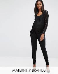 noppies maternity noppies maternity noppies maternity lace jumpsuit