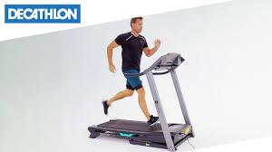 pedana per correre tapis roulant comfort run di domyos decathlon italia